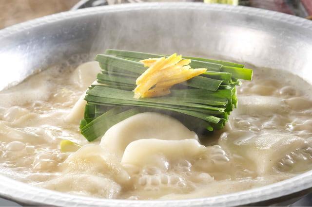 銀ダラスープの炊き餃子
