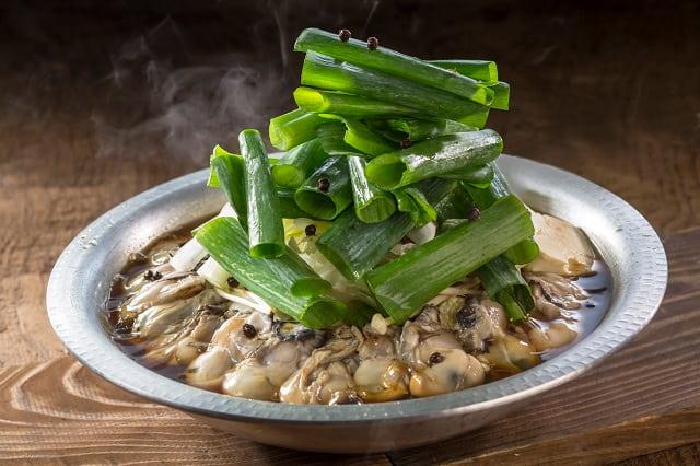 牡蠣すき鍋