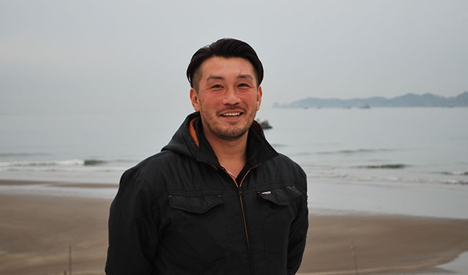 宮城県東松島の「白魚」